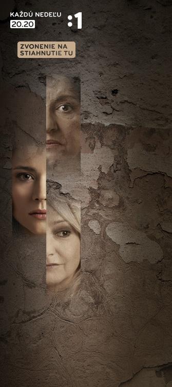 Prichádza nový seriál Tajné životy. Sledujte každú nedeľu o 20:20 na Jednotke.