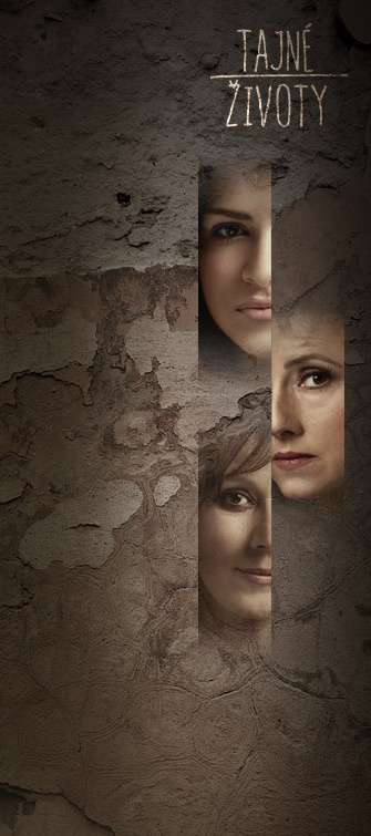 Prichádza nový seriál Tajné životy. Už od 1. januára.