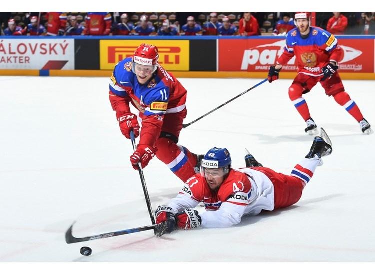 Rusi zvíťazili nad Českom a postupujú (VIDEO)