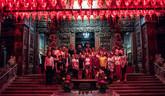 Folklórny súbor Mladosť v Taiwane