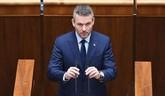 Bizalmat szavaztak a Pellegrini-kormánynak