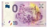 Nitra vydala svoju prvú eurobankovku