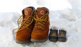 Topánky v zime