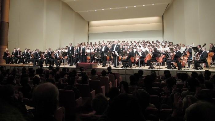 SOSR na koncertnom turné v Japonsku