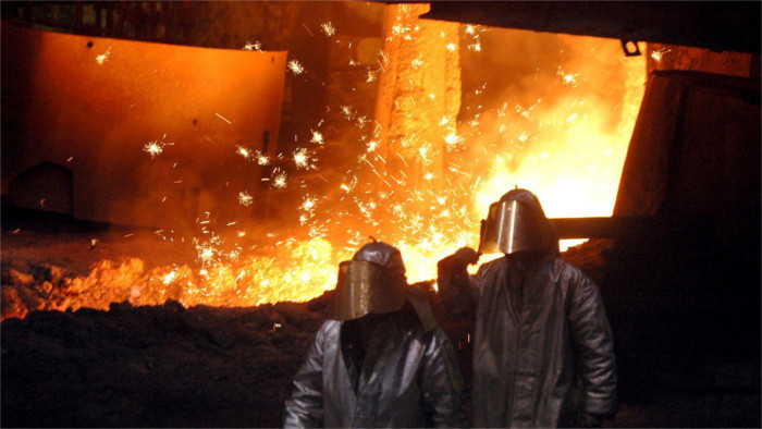 Special tariff on steel being considered