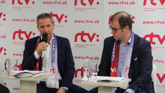 RTVS počas MS 2015 v hokeji rekordná, prinesie ešte viac športu