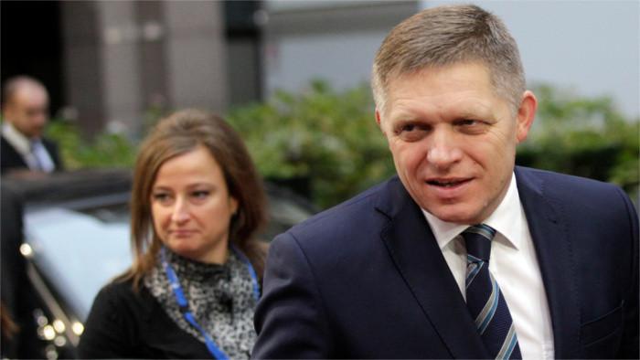 Премьер СР Р. Фицо отбыл в Рим на юбилейный Саммит ЕС