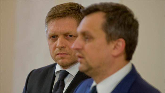 Problème dans l'amnistie de Mečiar