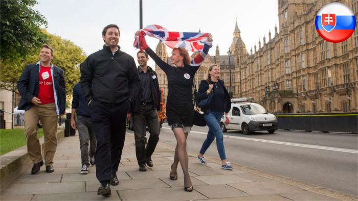 Ovplyvní Bexit prácu Slovákov v Británii