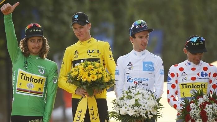 Rekordná sledovanosť Tour de France 2016