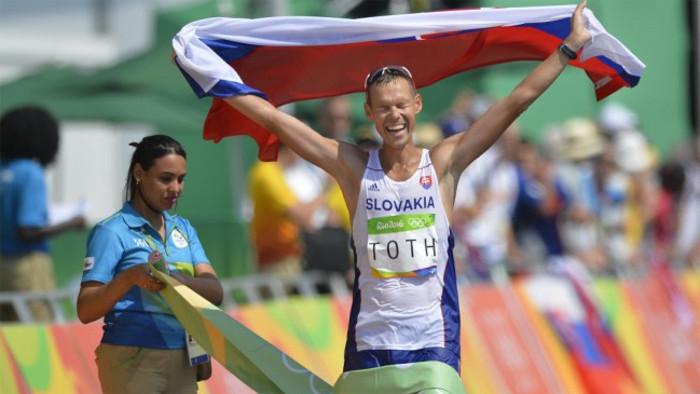 Zweites Gold für Slowakei in Rio de Janeiro