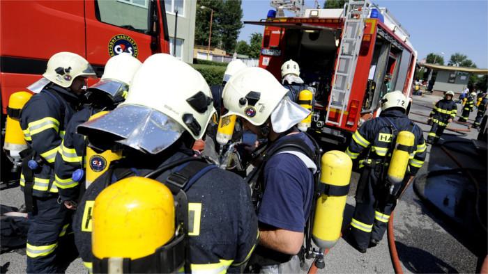 Interior está elaborando una nueva concepción de organización y desarrollo de la protección civil
