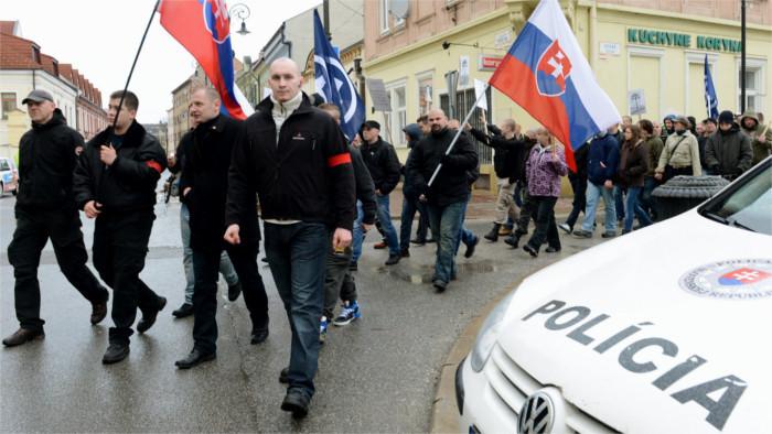 В минюсте создан отдел по борьбе с экстремизмом