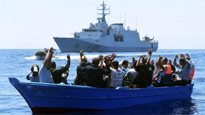 Slovakia to help with NATO naval operation