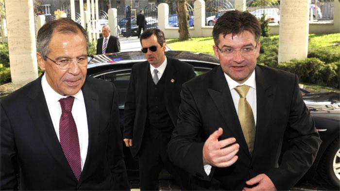 Лайчак встретится с Лавровым и Климкиным