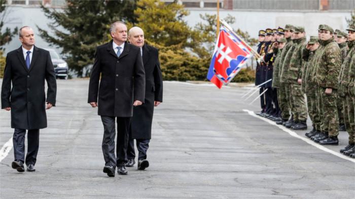 Záväzok Slovenska voči NATO je potrebné naplniť