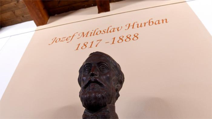Conmemoramos el 200 aniversario del nacimiento de Jozef Miloslav Hurban