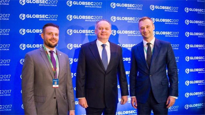 V Bratislave sa skončil Globsec