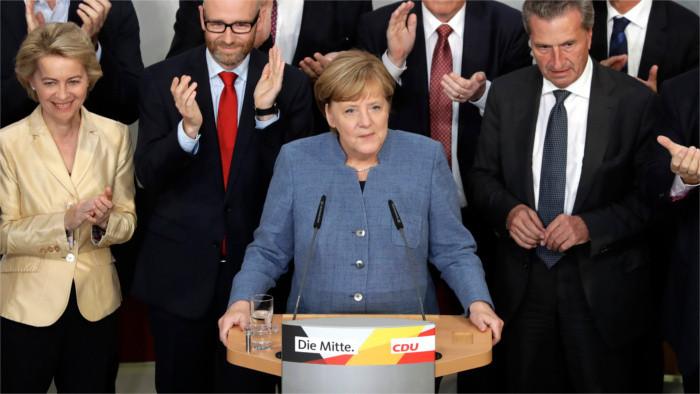 Slowakische Politiker reagieren auf Bundestagswahl