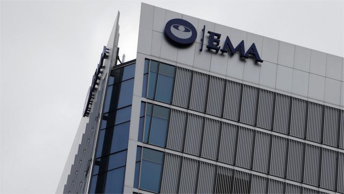 Bratislava will not host the European Medicines Agency