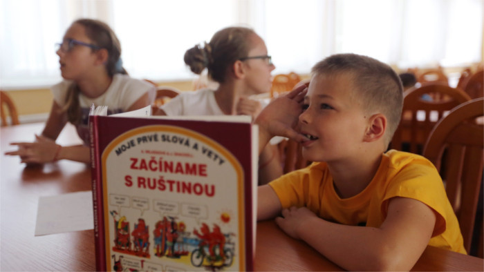 Russian to be taught in Slovak primary schools