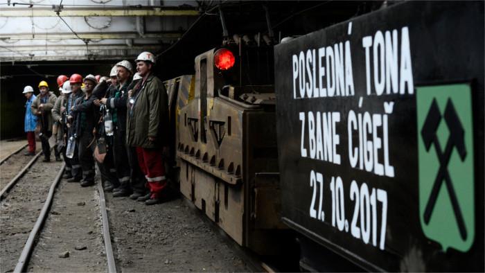 Госдотации на добычу угля закончатся в 2023 году