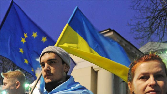 Словакия поддерживает Украину