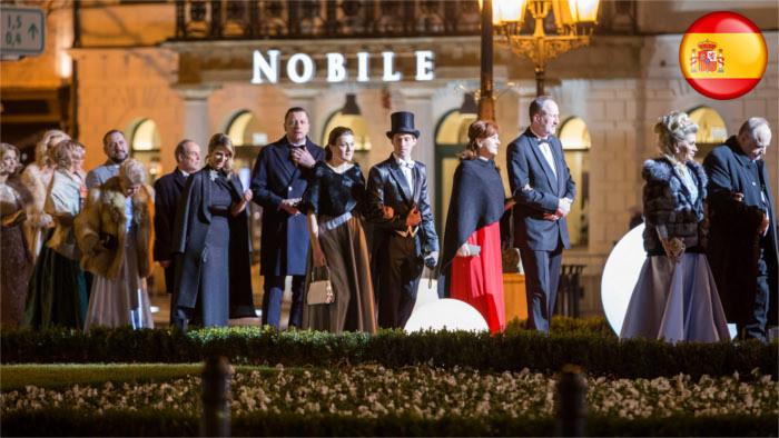"""Bratislava acoge la XVIII edición del """"Baile de la Ópera"""""""