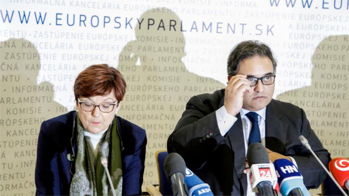 Europoslanci o Slovensku