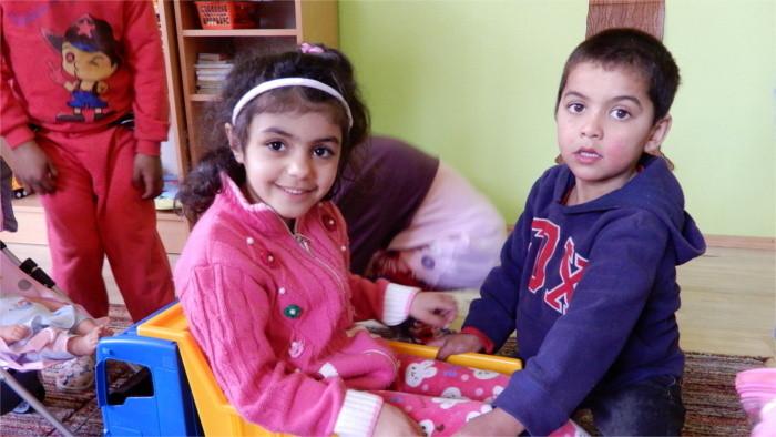 El idioma romaní se enseña en Eslovaquia en siete institutos