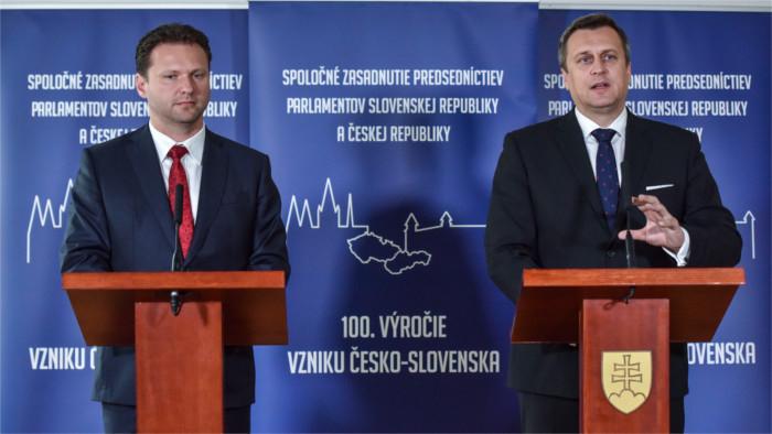 La voz de los países del Grupo de Visegrado debería ser más fuerte