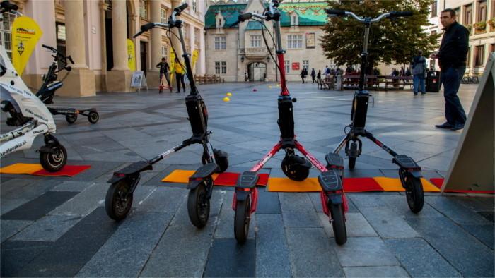 Bratislava celebra también la Semana Europea de la Movilidad