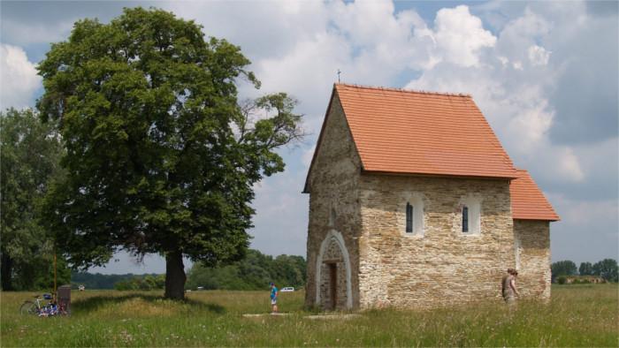 Деревом года в Словакии объявлена 200 - летняя липа из региона Копчаны