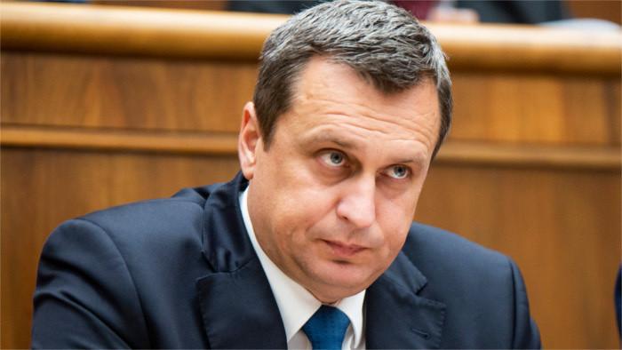 Депутаты обсудят вопрос о доверии спикеру А. Данко