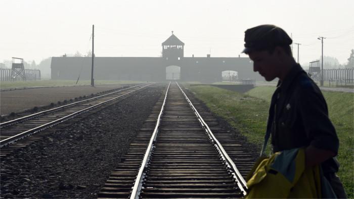 Холокост – преступление против человечества
