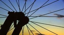 Na bicykli na hrad Čabraď