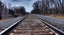 Jazda vlakom po bývalej trati Korytnickej železnice