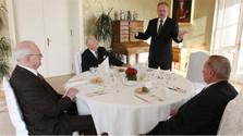 Déjeuner du nouvel an pour les Présidents de la République slovaque