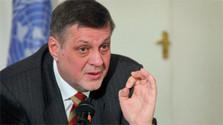 Kubiš zum UN-Sonderkoordinator ernannt