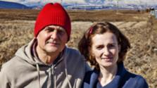 Ľubo a Monika Stacho