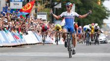 Champion d'Europe Peter Sagan : Cette victoire, je la donne aux Slovaques !