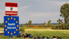 Náhodné kontroly pri rakúskych hraniciach