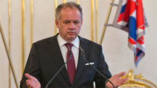 President Andrej Kiska's company under eye of tax watchdogs