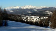 Slowakische Berggipfel mit einzigartigen Fernblicken