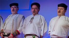 Multipart singing from Horehronie part of UNESCO