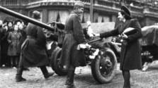 74 года назад советские войска освободили Братиславу