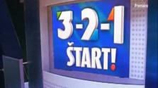 3 2 1 štart!