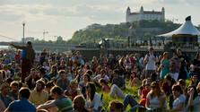 Majales: Maifeier in der slowakischen Hauptstadt