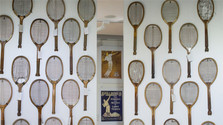 Tenisové múzeum v Bratislave