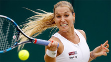 Tennis player Cibulková moves to world's no. 4